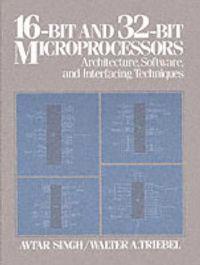 16 Bit and 32 Bit Microprocessors
