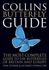 Collins butterfly guide - the most complete guide to the butterflies of bri