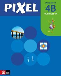 Pixel 4B Övningsbok, andra upplagan