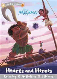 Disney Moana: Hearts and Heroes