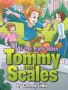 At the Park with Tommy and Scales