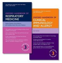 Oxford Handbook of Respiratory Medicine and Oxford Handbook of Clinical Immunology and Allergy