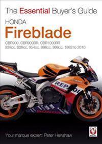 Honda CBR Fireblade: 893cc, 918cc, 929cc, 954cc, 998cc, 999cc. 1992 to 2010