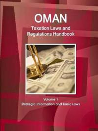 Oman Taxation Laws and Regulations Handbook