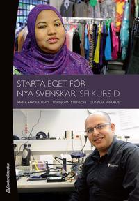 Starta eget för nya svenskar - Sfi kurs D