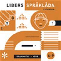 Libers språklåda i spanska: Grammatik 1 Verb