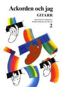 Ackorden och jag Gitarr 2