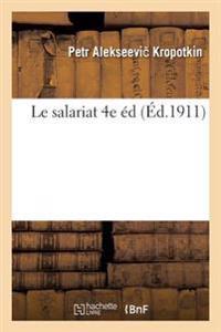 Le Salariat 4e Ed