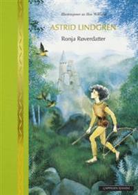 Ronja Rövardotter - Astrid Lindgren | Inprintwriters.org