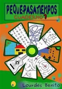 Peque-Pasatiempos: Cuaderno N1
