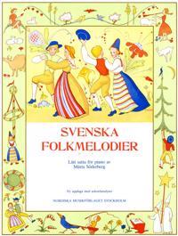 Svenska Folkmelodier - Märta Söderberg pdf epub