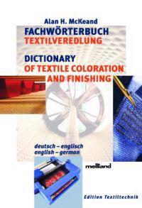 McKeand, A: Fachwörterbuch Textilveredel.