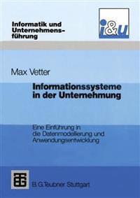 Informationssysteme in Der Unternehmung