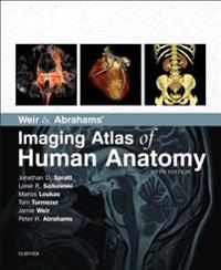 Weir & Abrahams' Imaging Atlas of Human Anatomy E-Book