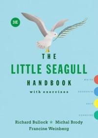 The Little Seagull Handbook with Exercises