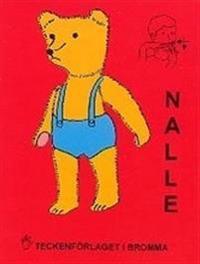 Nalle : barnbok med tecken för hörande barn