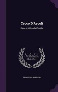 Cecco D'Ascoli