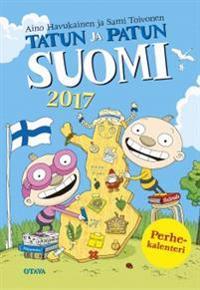 TATUN JA PATUN SUOMI 2017 (SEINÄKALENTERI)