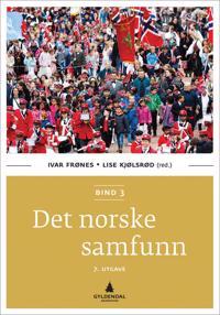 Det norske samfunn; bind 3 -  pdf epub