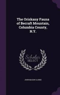The Oriskany Fauna of Becraft Mountain, Columbia County, N.Y.