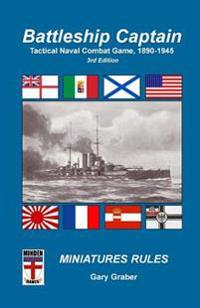 Battleship Captain: Tactical Naval Combat Game, 1890-1945