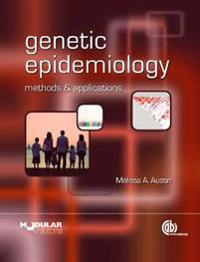 Genetic epidemi - methods and applications