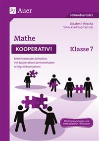Mathe kooperativ Klasse 7