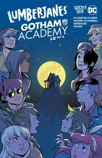 Lumberjanes/Gotham Academy #2