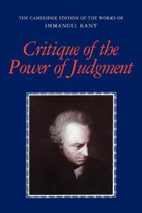 The Cambridge Edition of the Works of Immanuel Kant