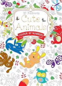 Cute Animals Postcard Book