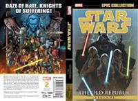 Star Wars Legends Epic Collection, Volume 2: The Old Republic
