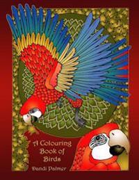 A Colouring Book of Birds