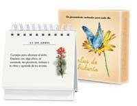 Perlas de Sabiduria Vol. 2: Un Diario Quotebook En Practico Formato de Escritorio