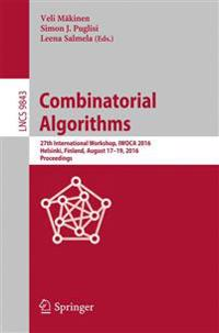 Combinatorial Algorithms