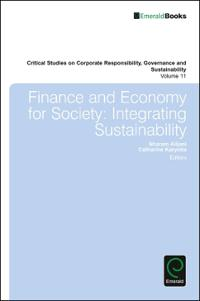 Finance and Economy for Society
