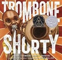 Trombone Shorty (1 Hardcover/1 CD)