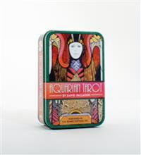 Aquatian Tarot in a Tin