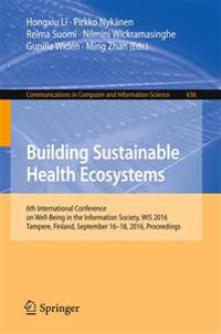 Building Sustainable Health Ecosystems