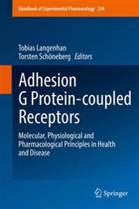 Adhesion G Protein-coupled Receptors