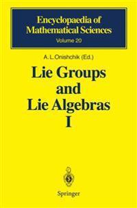 Lie groups and lie algebras i - foundations of lie theory lie transformatio