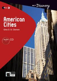 American Cities. Buch + Audio-CD - Gina D. B. Clemen - böcker (9783125001664)     Bokhandel