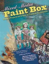 Mixed-Media Paint Box