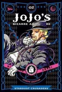 Jojo's Bizarre Adventure: Part 3--Stardust Crusaders, Vol. 2