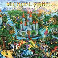 Michael Fishel wall calendar 2017 (Art calendar)