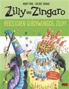 Zilly und Zingaro. Herzlichen Glückwunsch, Zilly!
