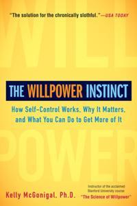 Willpower Instinct