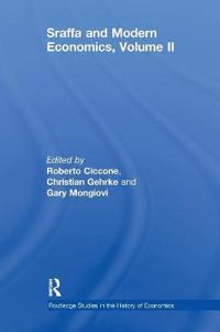 Sraffa and Modern Economics