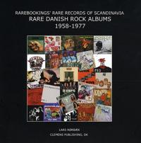 Rarebookings´ rare records of Scandinavia-Rare Danish rock albums 1958-1977