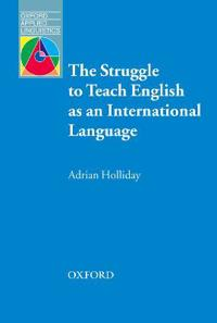 Struggle to Teach English As an International Language