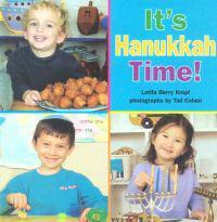 It's Hanukkah Time!